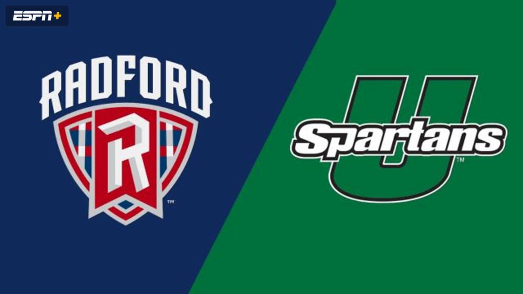 Radford vs. USC Upstate (M Soccer)