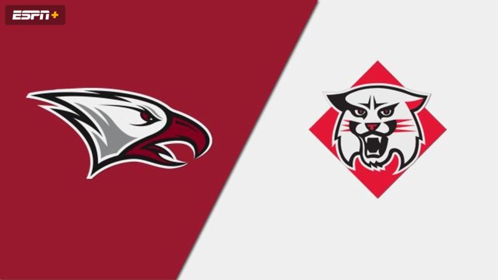 North Carolina Central vs. Davidson (W Volleyball)