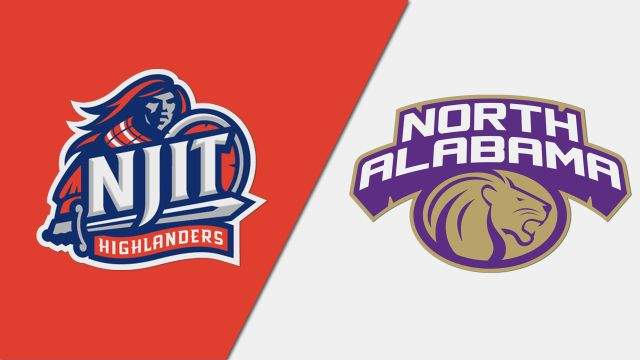 NJIT vs. North Alabama (W Basketball)