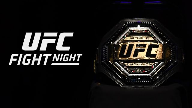 UFC Post-Fight Show
