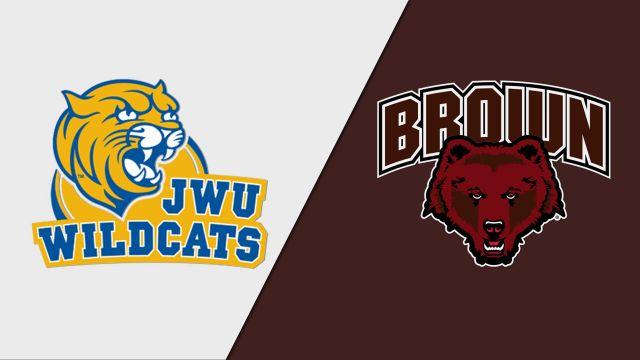 JWU vs. Brown (M Basketball)