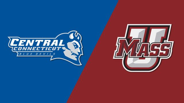 Central Connecticut State vs. UMass