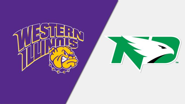 Western Illinois vs. North Dakota (M Basketball)