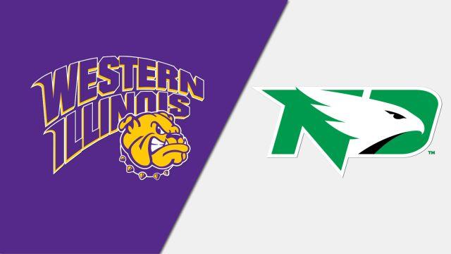Western Illinois vs. North Dakota (M Basketball)