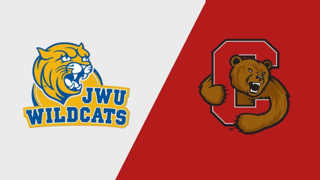 JWU vs. Cornell (M Basketball)