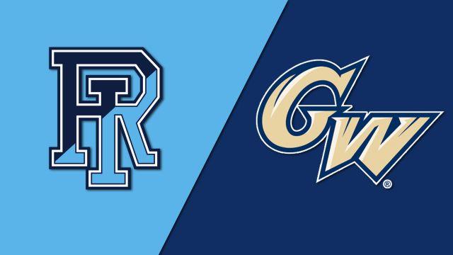 Rhode Island vs. George Washington (W Soccer)
