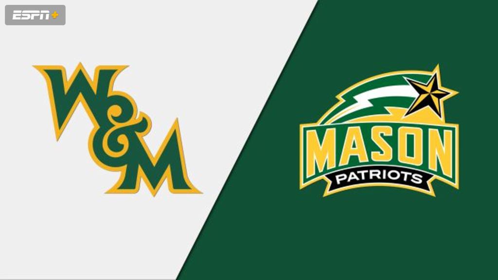 William & Mary vs. George Mason (W Volleyball)