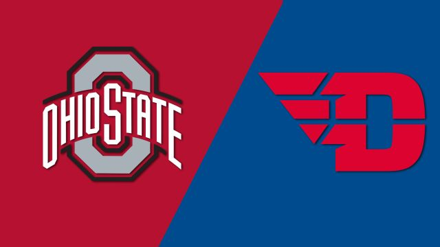 Ohio State vs. Dayton (W Volleyball)