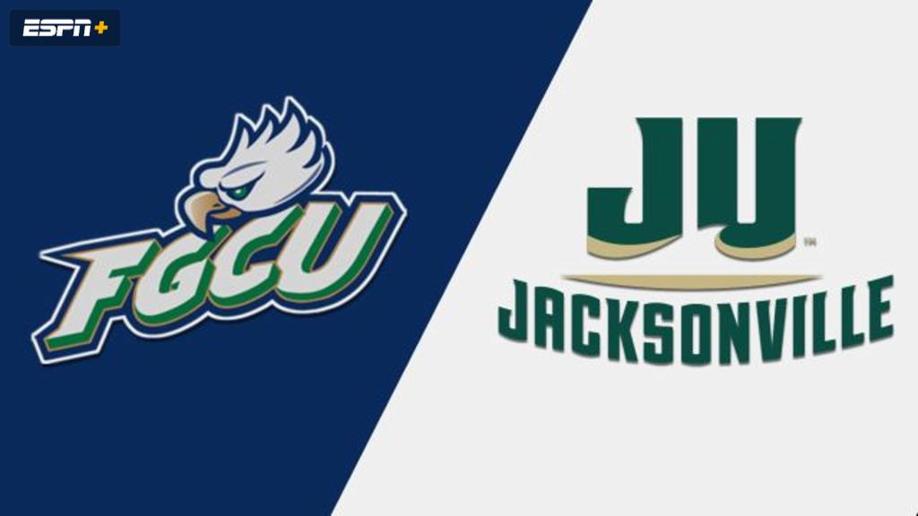 Florida Gulf Coast vs. Jacksonville (M Basketball)