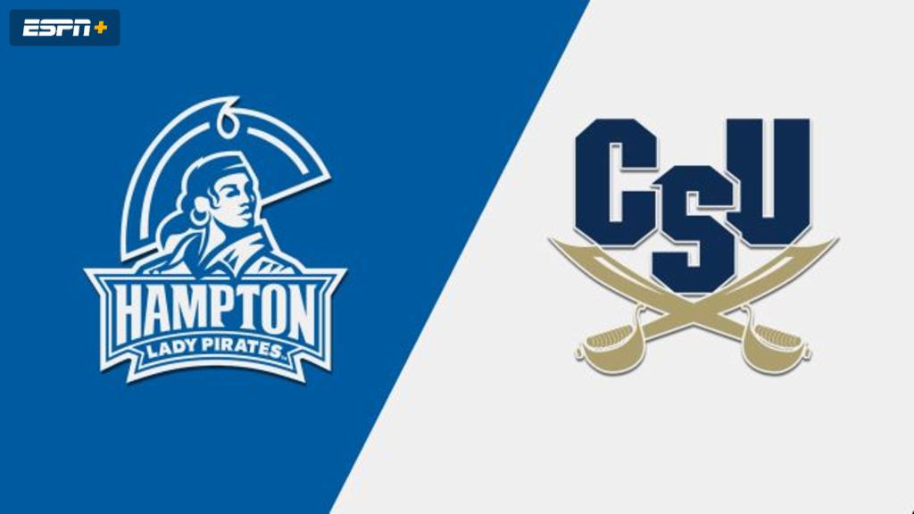 Hampton vs. Charleston Southern (W Basketball)