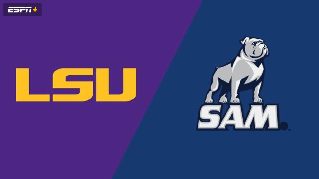 LSU vs. Samford (W Soccer)