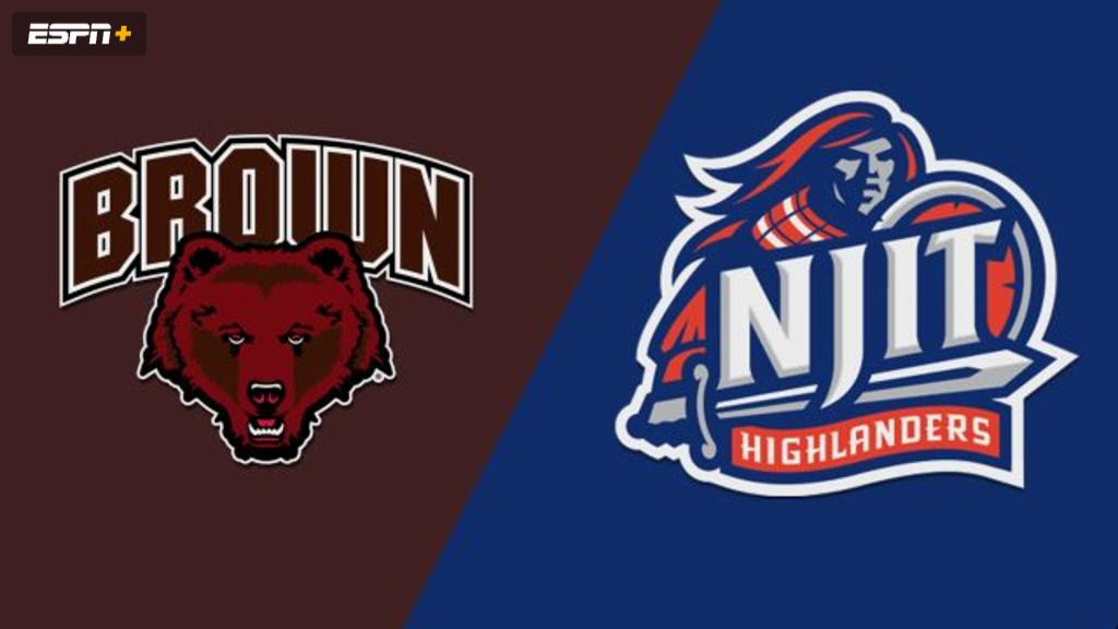 Brown vs. NJIT (M Basketball)