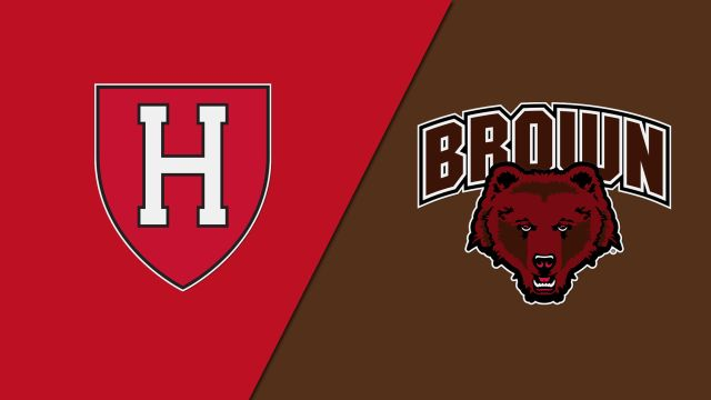 Harvard vs. Brown (M Soccer)