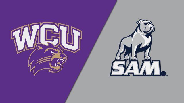 Western Carolina vs. Samford (W Volleyball)