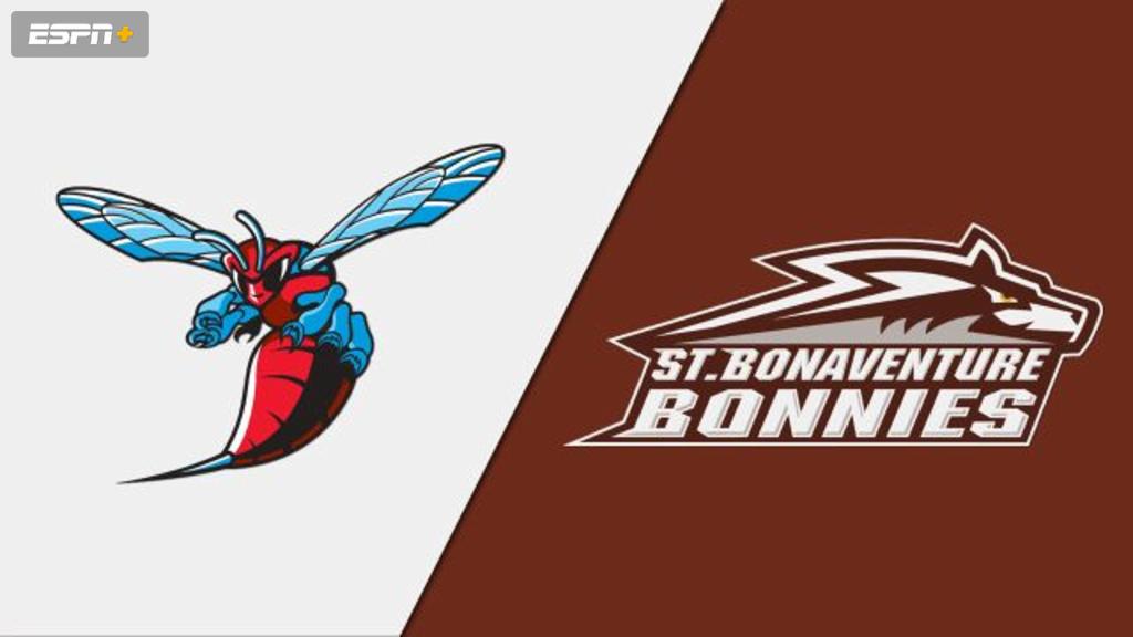 Delaware State vs. St. Bonaventure (M Basketball)