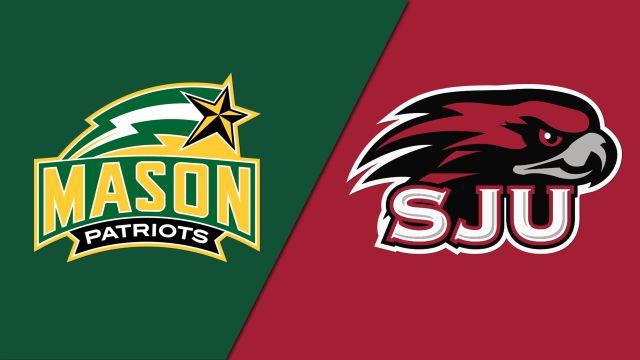 George Mason vs. Saint Joseph's (Softball)