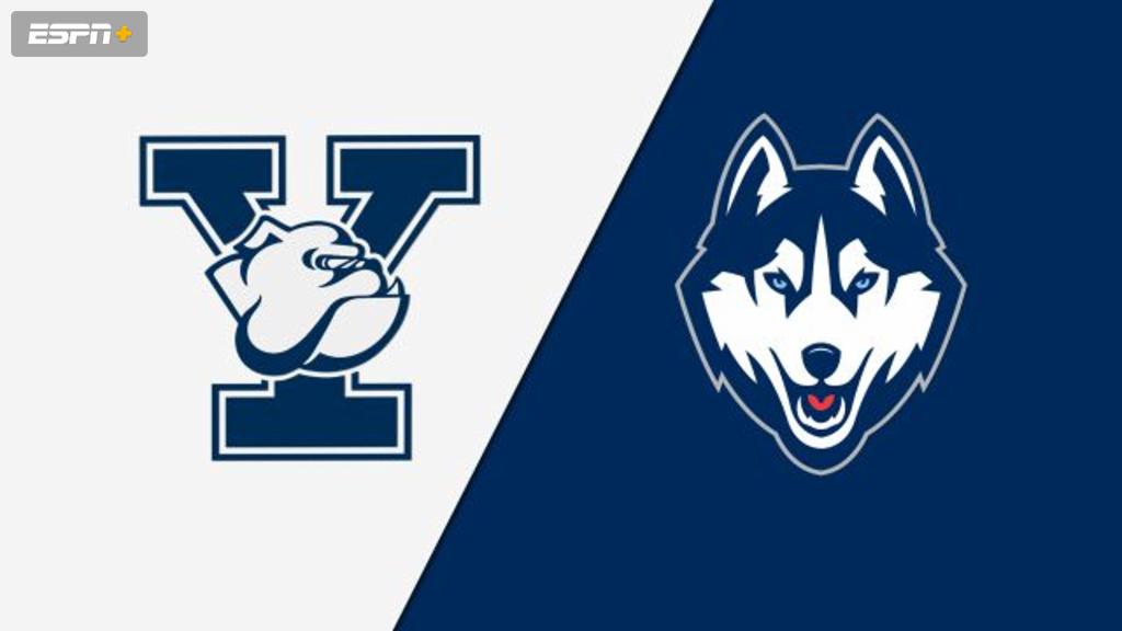 Yale vs. Connecticut (M Hockey)