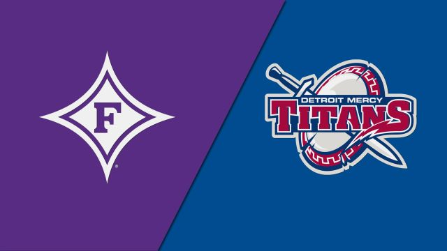 Furman vs. Detroit Mercy (W Lacrosse)
