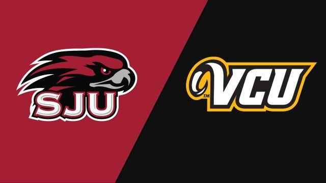 Saint Joseph's vs. VCU (Quarterfinal #1) (Atlantic Ten Women's Basketball Championship)