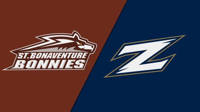 St. Bonaventure vs. Akron (W Basketball)