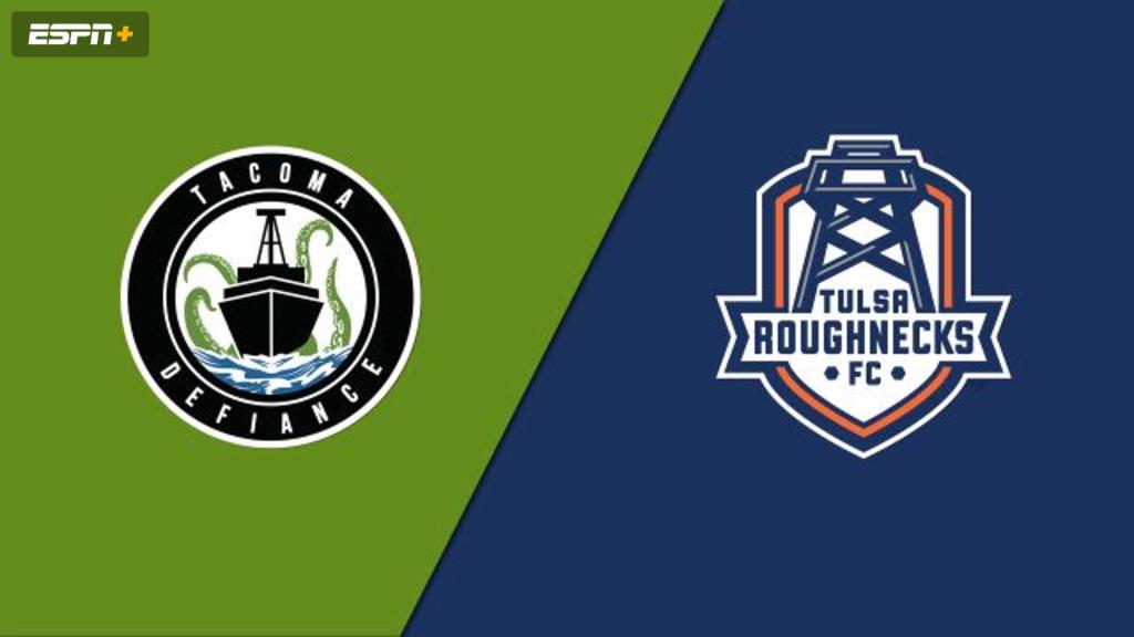 Tacoma Defiance vs. Tulsa Roughnecks FC (USL Championship)