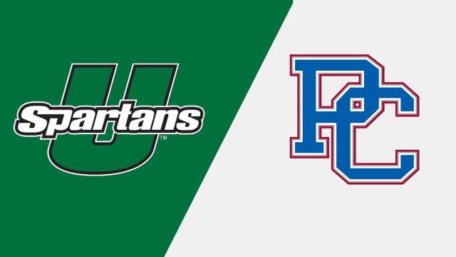 USC Upstate vs. Presbyterian (M Basketball)
