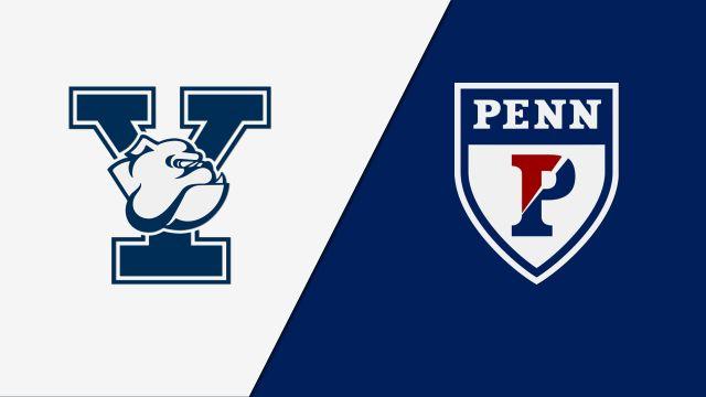 Yale vs. #8 Pennsylvania (W Lacrosse)