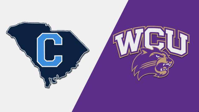 The Citadel vs. Western Carolina (Football)