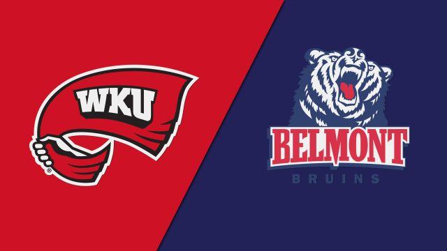 Western Kentucky vs. Belmont (M Basketball)