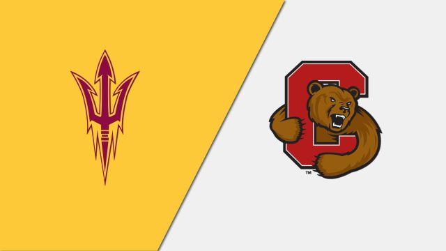 #13 Arizona State vs. Cornell (M Hockey)