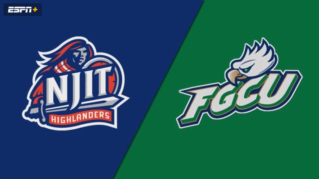 NJIT vs. Florida Gulf Coast (Quarterfinal) (ASUN Men's Basketball Championship)
