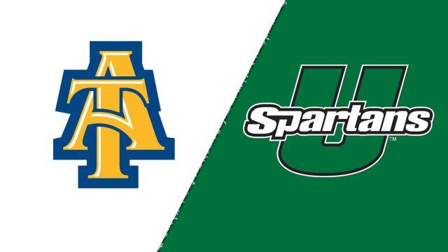 North Carolina A&T vs. USC Upstate (W Volleyball)