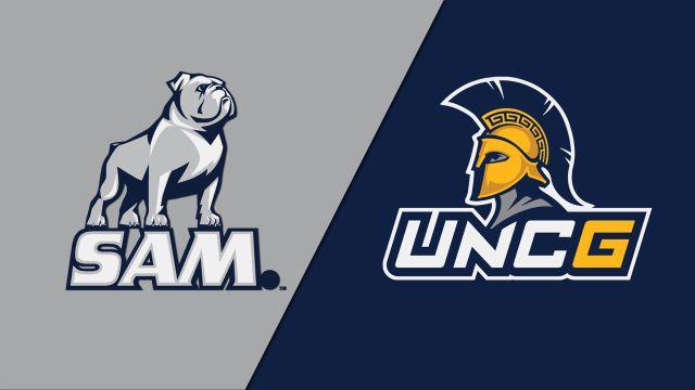 Samford vs. UNC Greensboro (M Basketball)