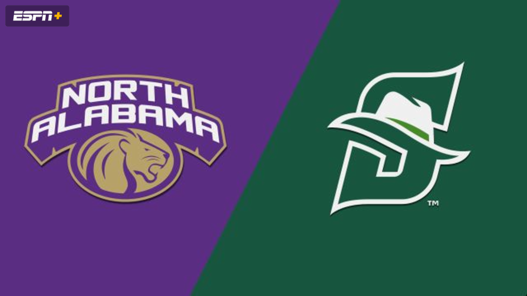 North Alabama vs. Stetson (M Basketball)