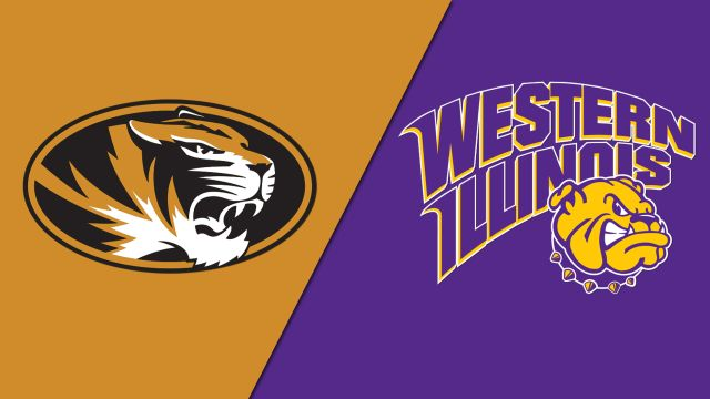 #16 Missouri vs. Western Illinois (W Basketball)
