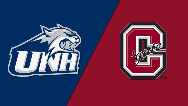 New Hampshire vs. Colgate (M Hockey)