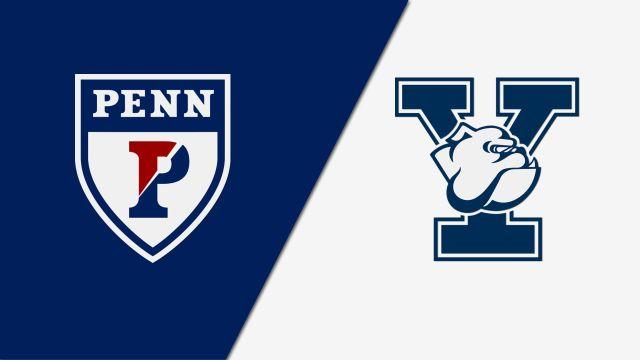 Pennsylvania vs. Yale (Softball)