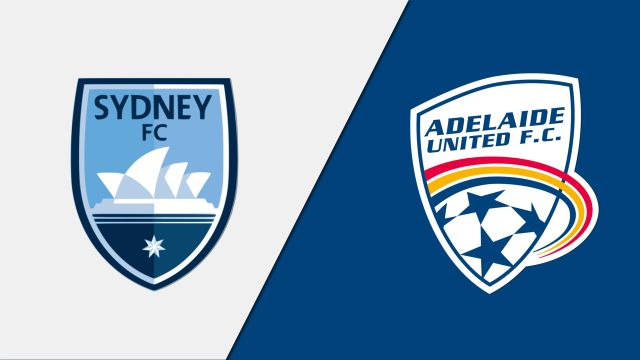 Sydney FC vs. Adelaide United (A-League)