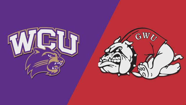 Western Carolina vs. Gardner-Webb (Football)