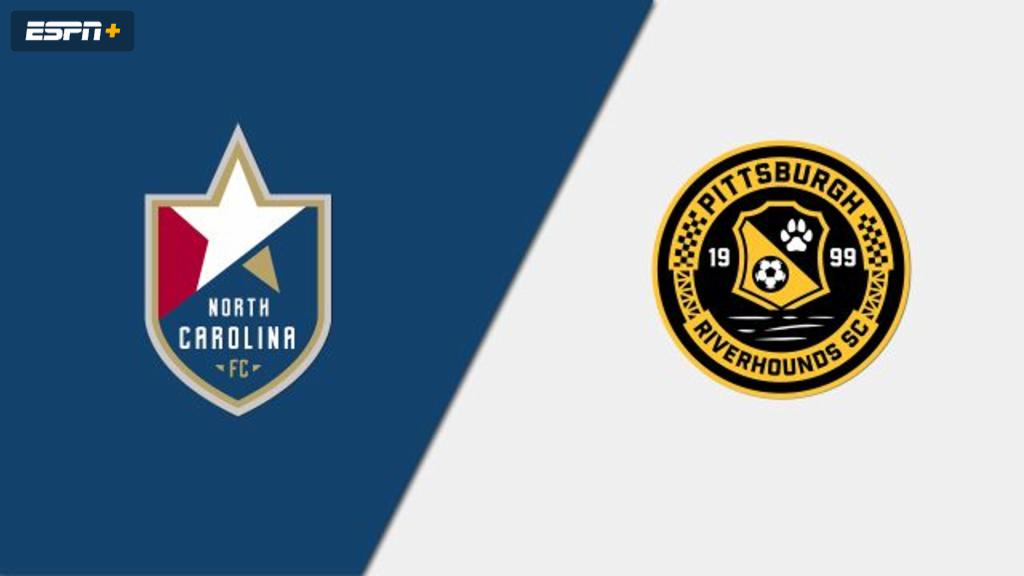 North Carolina FC vs. Pittsburgh Riverhounds SC (USL Championship)