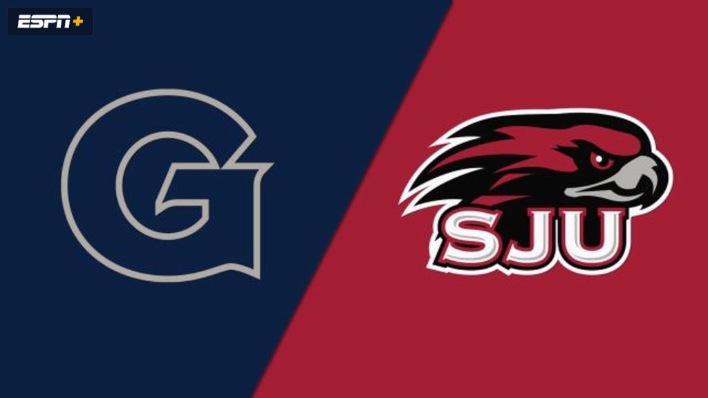Georgetown vs. Saint Joseph's (W Lacrosse)