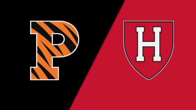 Princeton vs. Harvard (W Hockey)