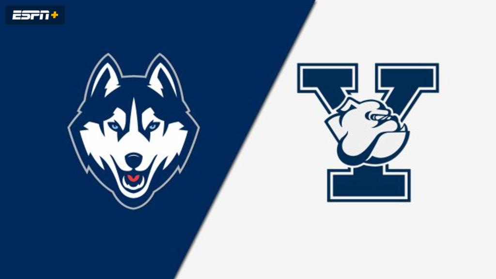 Connecticut vs. #15 Yale (M Hockey)