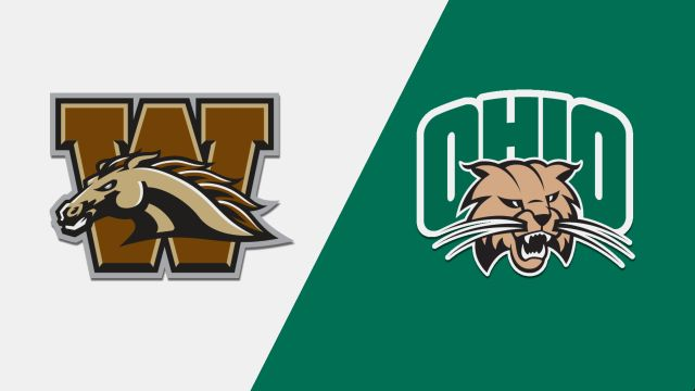 Western Michigan vs. Ohio (M Basketball)