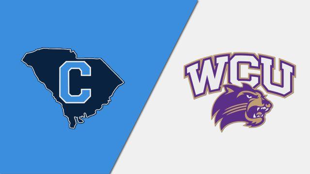 The Citadel vs. Western Carolina (M Basketball)