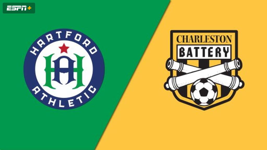 Hartford Athletic vs. Charleston Battery (USL Championship)