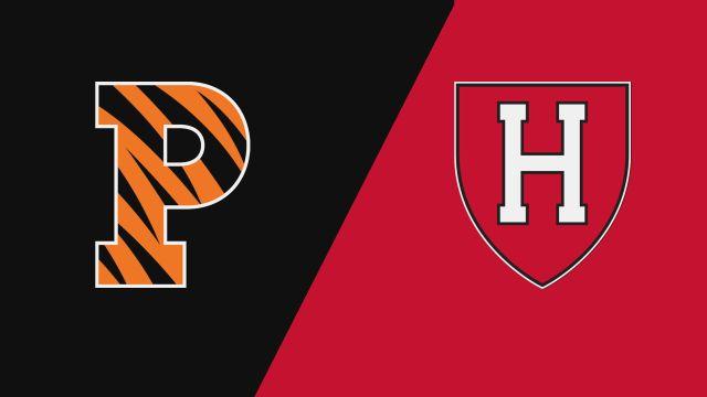 Princeton vs. Harvard (W Basketball)