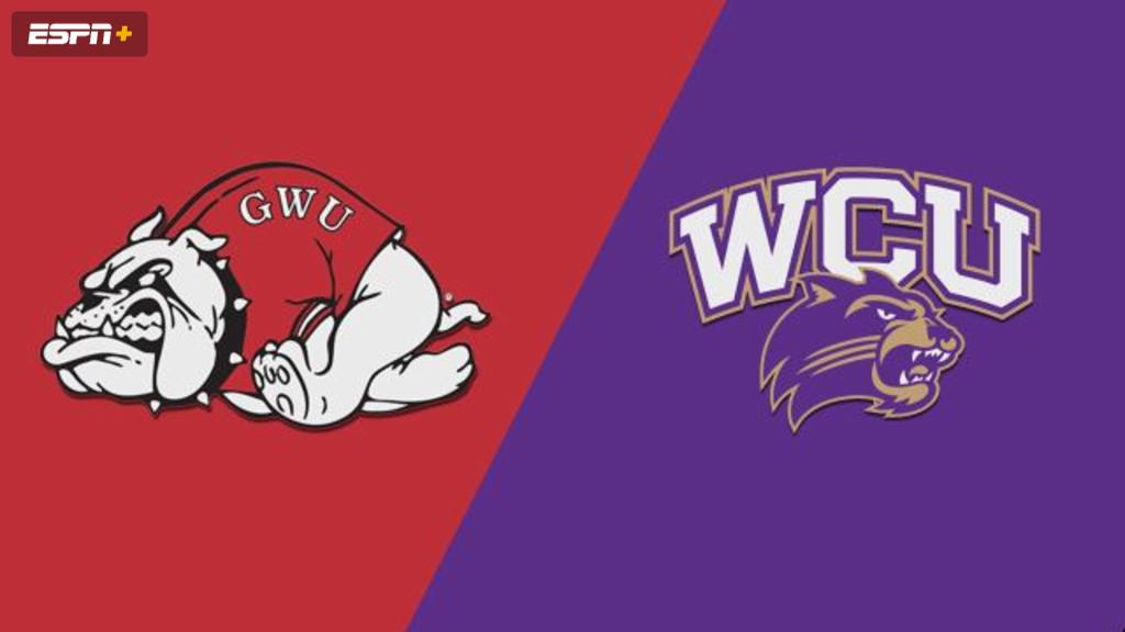 Gardner-Webb vs. Western Carolina (Football)