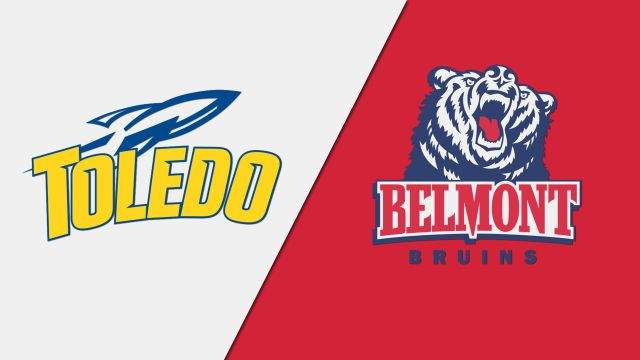 Toledo vs. Belmont (W Basketball)