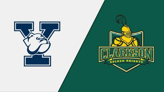 Yale vs. #11 Clarkson (Quarterfinal) (ECAC Playoffs)